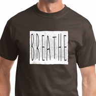 Breathe Mens Yoga Shirts