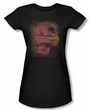 Bruce Lee Juniors T-shirt Power Of The Dragon Black