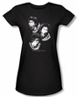 Bruce Lee Juniors T-shirt Sounds Of The Dragon Black