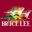 Bruce Lee Juniors T-shirt Tri Color Cardinal Red