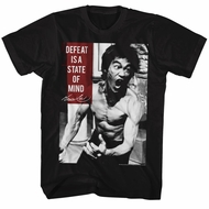 Bruce Lee Shirt State Of Mind Heather Black T-Shirt