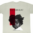 Buckwheat Shirt Little Rascals Red Stripe Buc Adult Natural T-Shirt