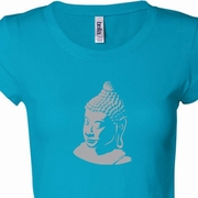Buddha Ladies Yoga Shirts