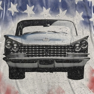 Buick 1959 Electra Flag Sublimation Shirts