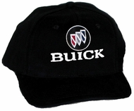 Buick Cap - Tri-Shield Fine Embroidered Hat