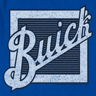 Buick Distressed Emblen Shirts