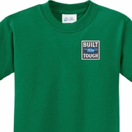 Built Ford Tough Pocket Print Kids Shirts