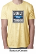 Built Ford Tough Shirt Ford Logo Mens Burnout Tee T-Shirt