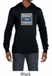 Built Ford Tough Shirt Ford Logo Mens Lightweight Hoodie Tee T-Shirt