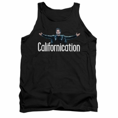 Californication Shirt Tank Top Outstretched Black Tanktop