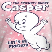 Casper The Friendly Ghost Lets Be Friends Sublimation Shirts