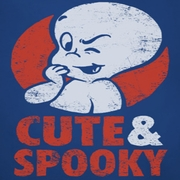 Casper The Friendly Ghost Spooky Shirts