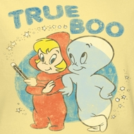 Casper The Friendly Ghost True Boo Shirts