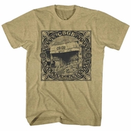 CBGB Shirt Store Front Sand Heather T-Shirt