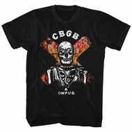 CBGB Shirt X Marks The Spot Black T-Shirt