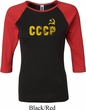 CCCP Insignia Ladies Raglan Shirt