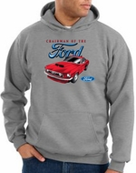 Chairman Of The Ford Hooded Pullover Sweatshirts