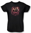 Charmed Ladies Shirt Charmed Girls Black T-shirt