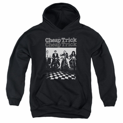 Cheap Trick Kids Hoodie Bikes Black Youth Hoody