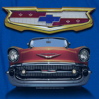 chevy 1957 bel air grille t shirts chevy t shirts. Black Bedroom Furniture Sets. Home Design Ideas