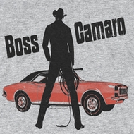 Chevy Boss Shirts