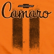Chevy Camaro Stripes Shirts