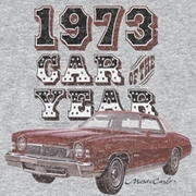 Chevy Car Of The Year Shirts