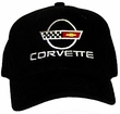 Chevy Corvette Hat - C4 Fine Embroidered Vette Cap