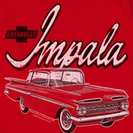 Chevy Impala Shirts