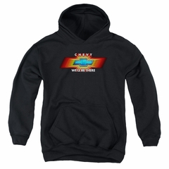 Chevy Kids Hoodie We'll Be There TV Spot Black Youth Hoody