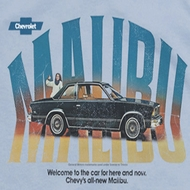 Chevy Malibu Shirts