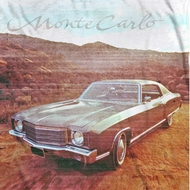 Chevy Monte Carlo Old Photo Sublimation T-shirts
