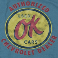 Chevy OK Used Cars Shirts
