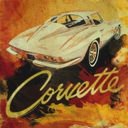 Chevy Painted Stingray Sublimation Shirts