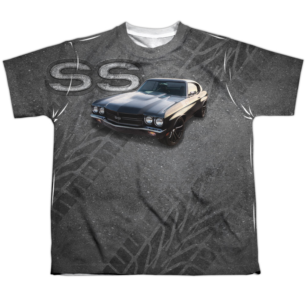 chevy shirt chevelle ss sublimation youth shirt chevy. Black Bedroom Furniture Sets. Home Design Ideas