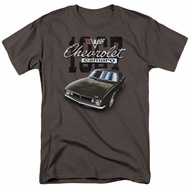 Chevy Shirt Chevrolet Classic Camaro Charcoal T-Shirt