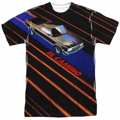 Chevy Shirt El Camino Sublimation Shirt