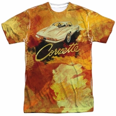 Chevy Shirt Painted Stingray Sublimation Shirt
