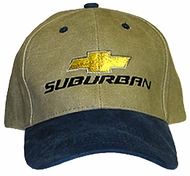 Chevy Suburban Truck Hat - Fine Embroidered Cap