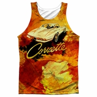 Chevy Tank Top Painted Stingray Sublimation Tanktop