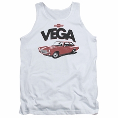 Chevy Tank Top Vega White Tanktop