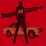 Chevy Tough To Tame Shirts