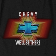 Chevy We'll Be There TV Spot T-shirts