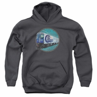 Chicago Youth Hoodie The Rail Charcoal Kids Hoody