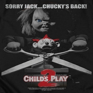 Child's Play 2 Jack Poster Shirts