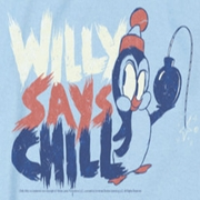 Chilly Willy I Say Chill Shirts