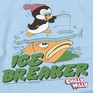 Chilly Willy Ice Breaker Shirts