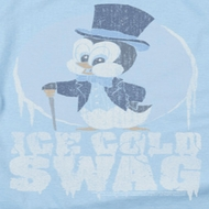 Chilly Willy Ice Cold Shirts
