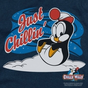 Chilly Willy Just Chillin Shirts