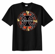 Chopper T-shirt - Chopper's Circle Adult Biker Tee